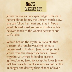 The Dangerous Gift Blurb