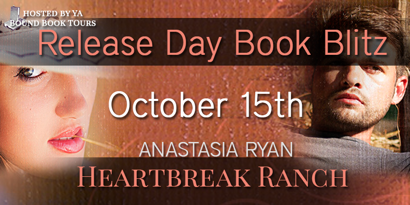 Heartbreak Ranch release banner