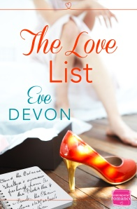 The Love List Cover High Res