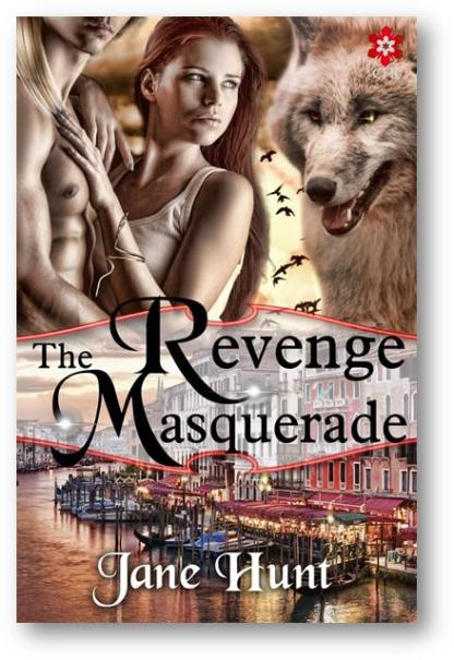 The Revenge Masquerade Cover October 26 14