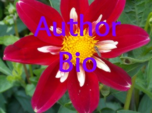 Author Bio - Flower