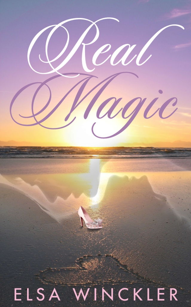 Real magic cover