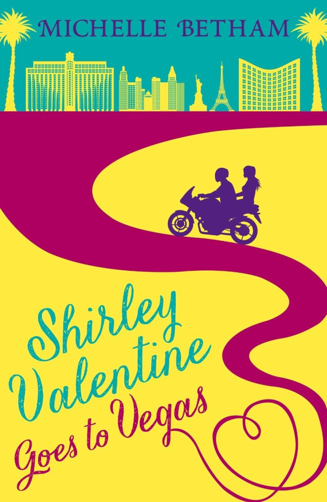 ShirleyValentine Goes to Vegas Cover image