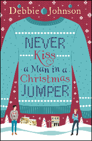 Never Kiss a Man in a Christmas Jumper