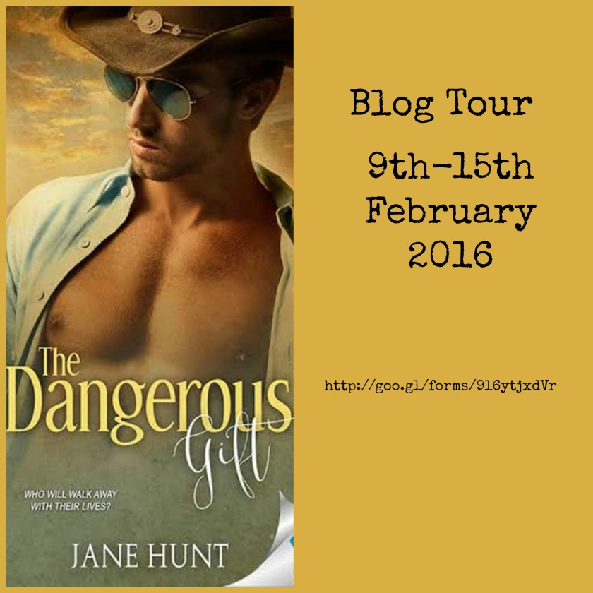 The Dangerous Gift - Blog Tour