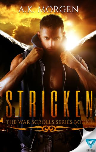 Striken Cover