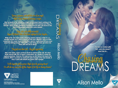 CHASING DREAMS - Cover Reveal Copy