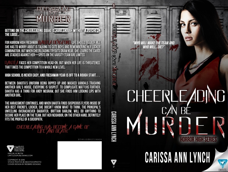Cheerleading Can Be Murder_jacket