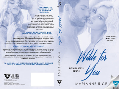 WILDE FOR YOU_jacket