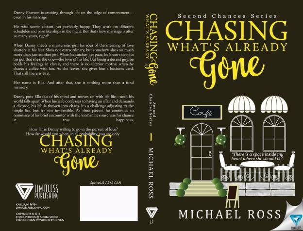 Book Cover full wrap