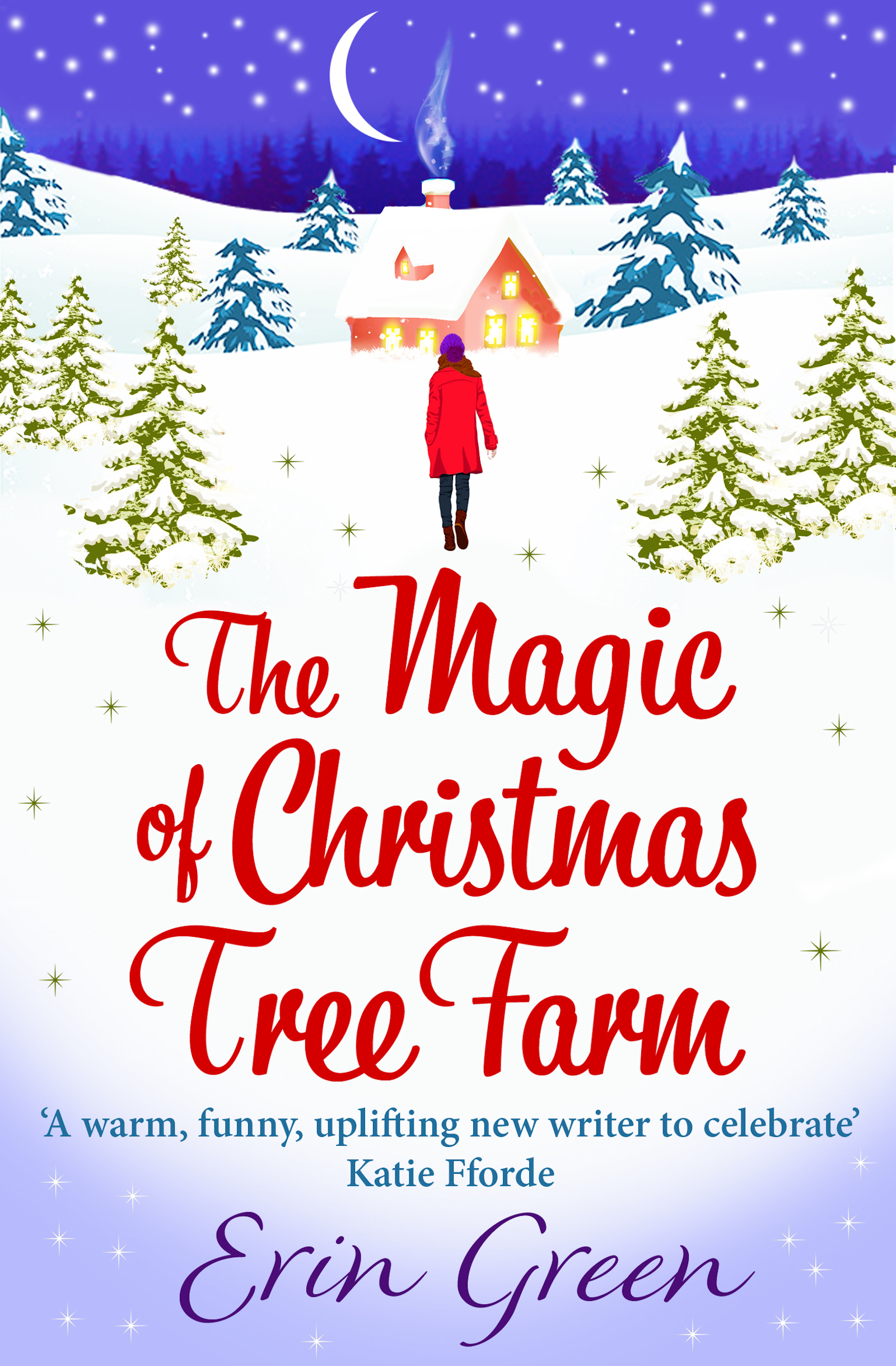 Blog Tour: Guest Post- Extract – Erin Green- The Magic of Christmas ...